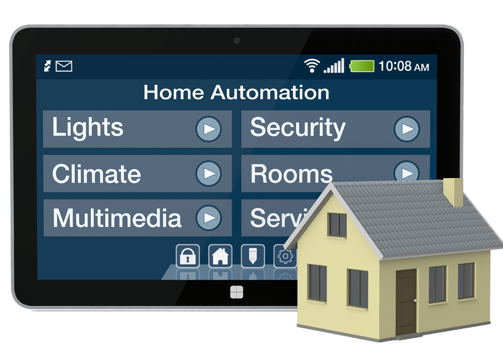 Smarter-Home-Security-with-IPAD